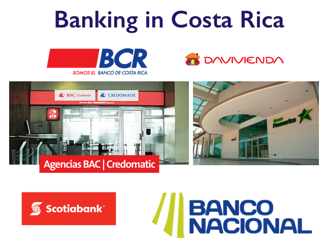 Banks And Costa Rican Financial Insutions