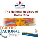 Costa Rica Online Access to Public Records at the National Registry