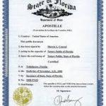 Apostille Secretary of State