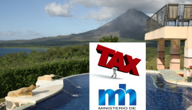 Costa Rica Indirect Transfer Tax