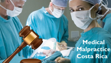 Medical Malpractice Costa Rica