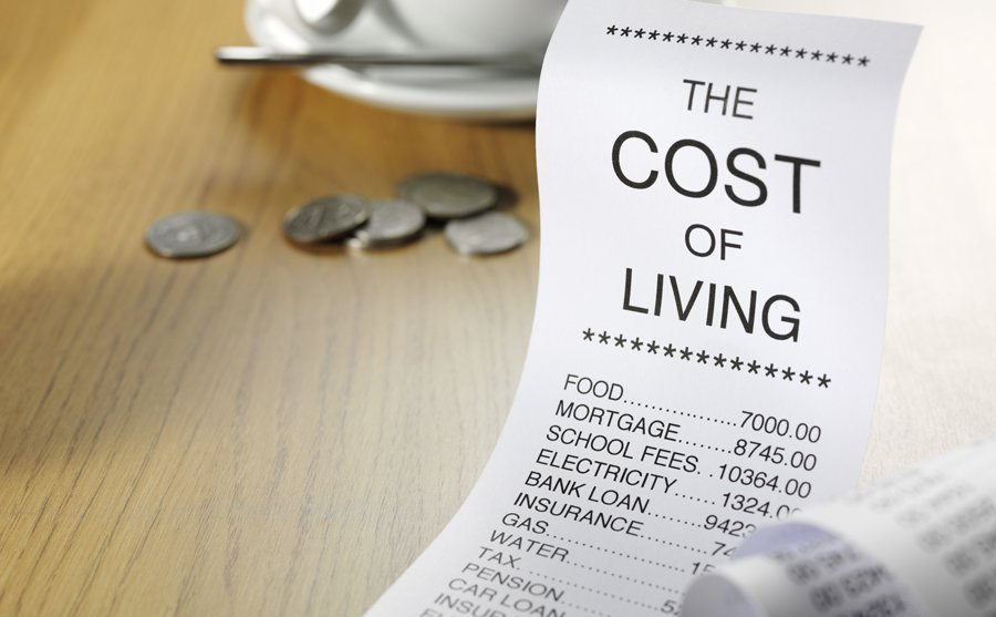 Monthly Living Expenses in Costa Rica
