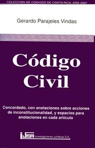 The Civil Code of Costa Rica