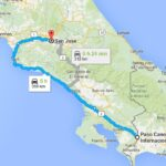 Driving from Costa Rica to Panama City