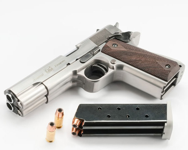 Importing Firearms to Costa Rica