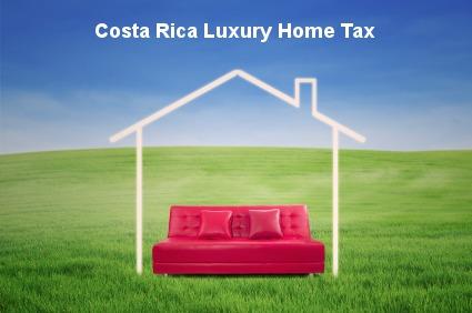 Costa Rican Property Tax