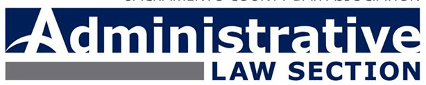 Administrative Law Information Page
