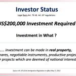 Costa Rica Investor Residency