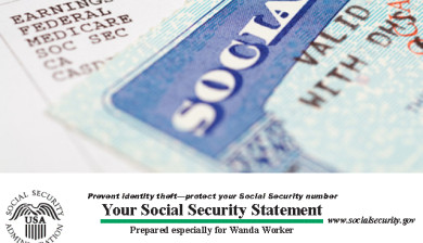 Social Security Letter Costa Rica