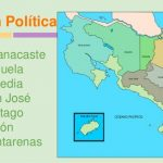 The Political Subdivision of Costa Rica
