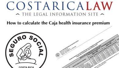 Calculate health care insurance premium