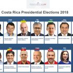 Presidential Elections in Costa Rica in 2018