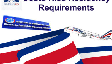 Costa Rica Residency Requirements