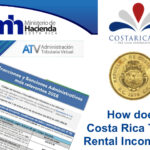 How is Rental Income Taxed in Costa Rica