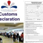 How to Fill Out the Customs Form
