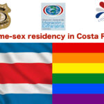 Residency for same-sex couples in Costa Rica
