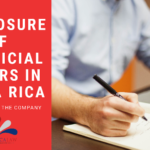 How to file the mandatory shareholder disclosure form