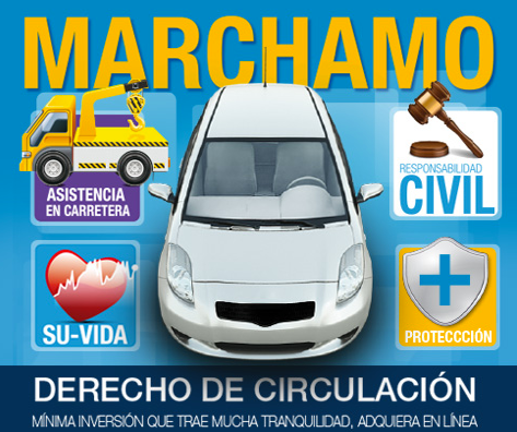 2015 Marchamo Vehicle Road Tax for Costa Rica