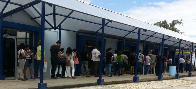The Budget of the Costa Rica Department of Immigration